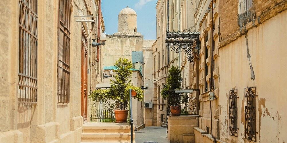 Baku short getaway destination from the UAE