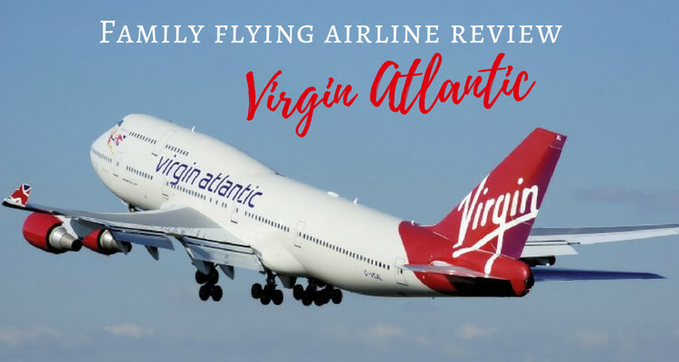 Family Flying Airline Review Virgin Atlantic