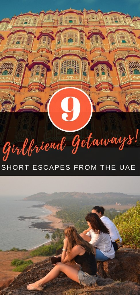 9 Short escape travel ideas flying from the UAE