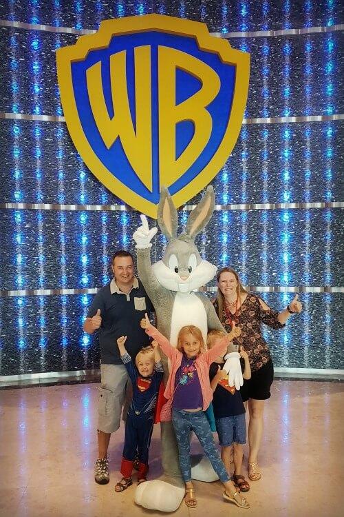 WB World Abu Dhabi Family Review