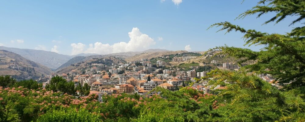 """Zahlé Lebanon - Beirut Day Trip Getaways from the UAE"