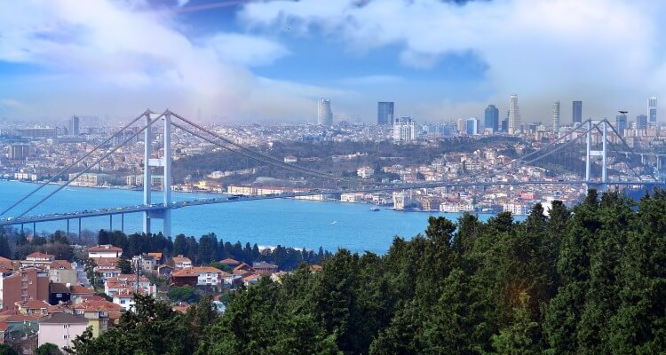Istanbul getaway destination from the UAE
