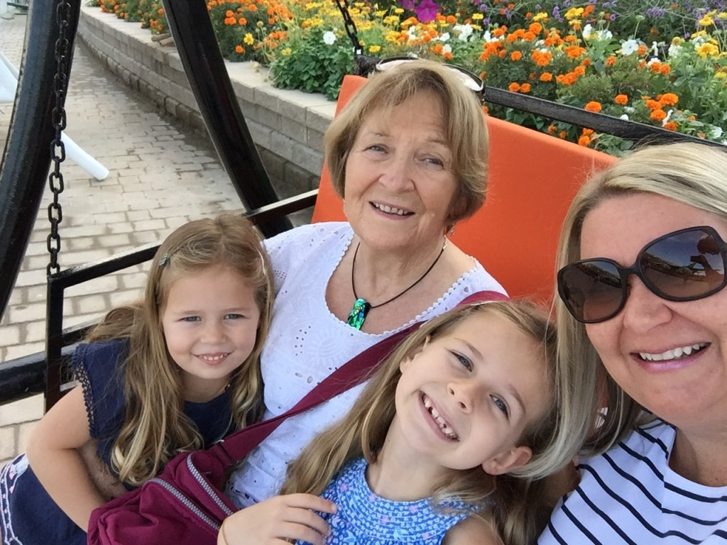 Catherines family living in Dubai | Expat Parenting interviews
