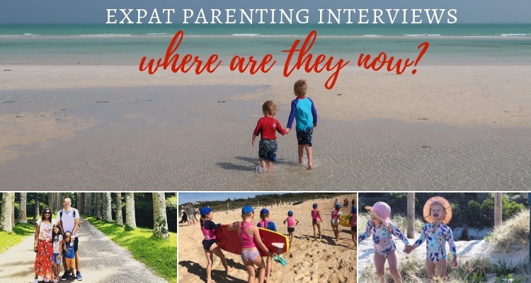 Expat Parent Interviews; Where are they now?