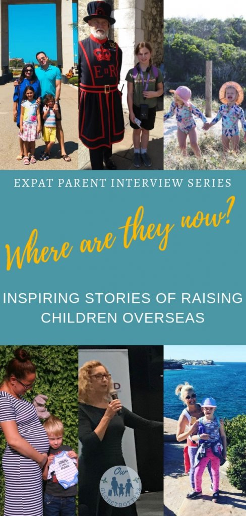 Expat parenting Interviews Where are they now? A look back at where expat families have transitioned over the past 5 years.