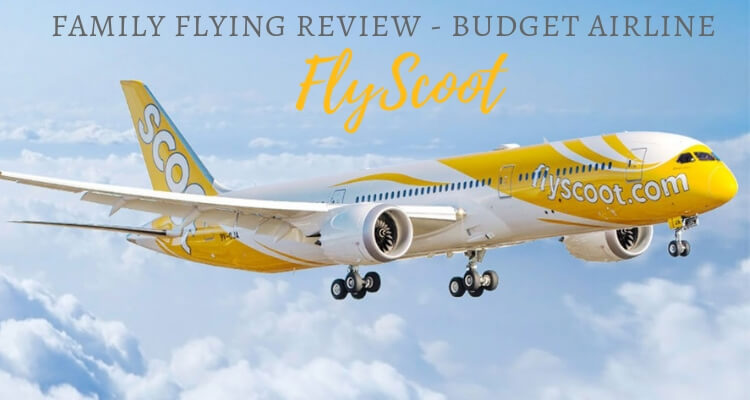 FlyScoot Airline Review