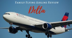 Delta Airline flying review of long haul service