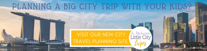 Invite to join city travel chat group little city trips
