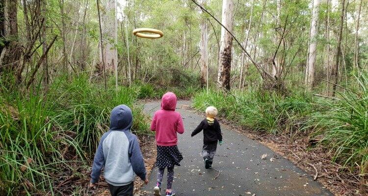 Swarbrick Art Loop near Walpole western Australia