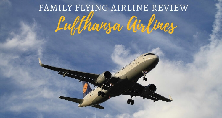 Family Flying Airline Review Lufthansa