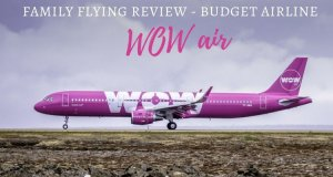 Family Flying Review WOW Air