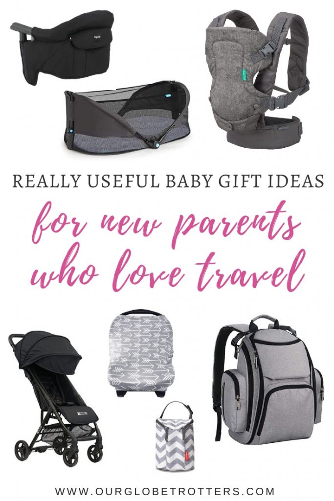 Travel gift ideas for parents who love travel
