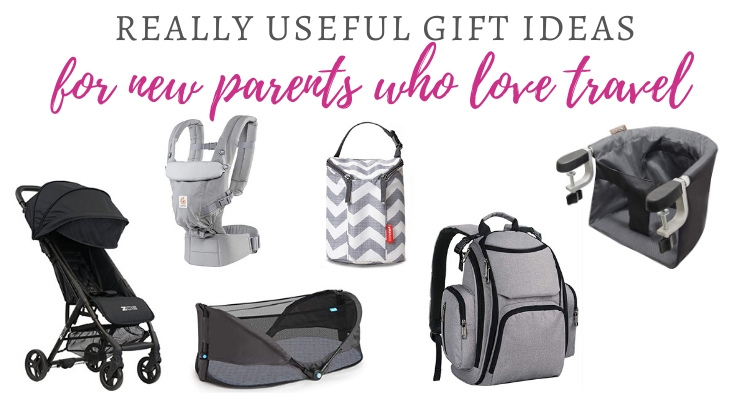 Best gift ideas for the travel-loving parents-to-be