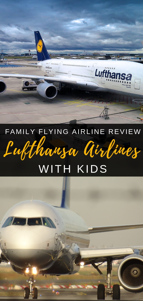 Lufthansa Family Flying Airline Review