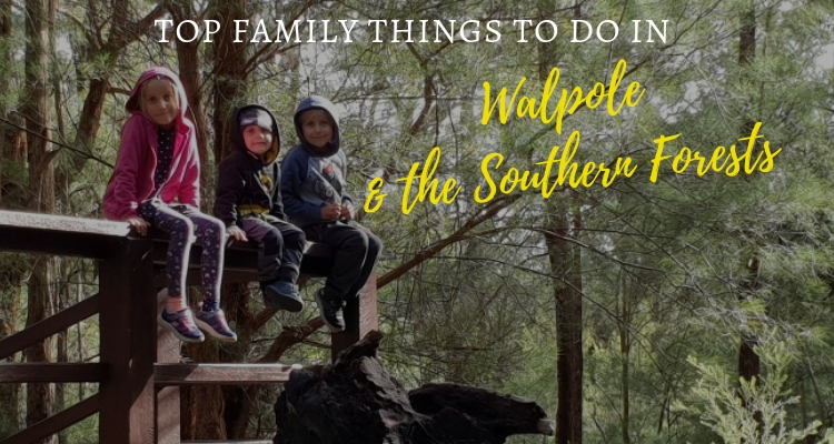 Fun family thing to do in Walpole & the Southern Forests, Western Australia