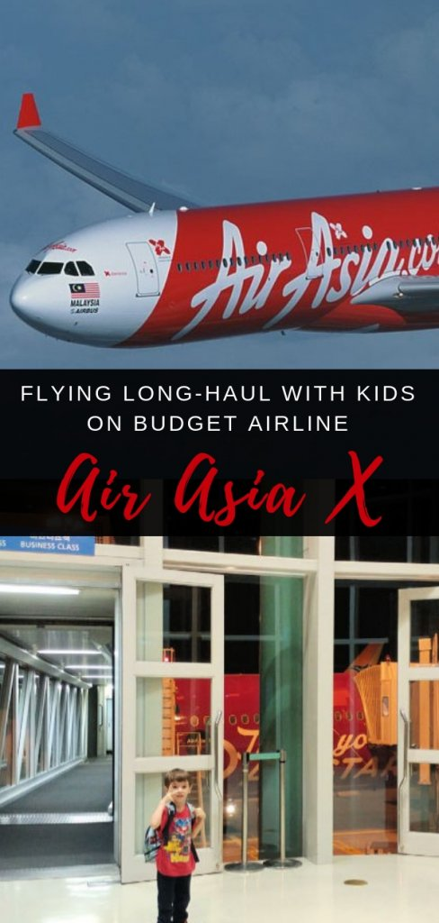 Air Asia X Airline Review