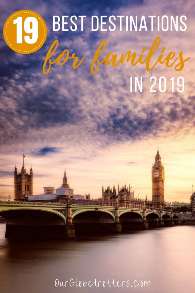 Best Family Destinations 2019