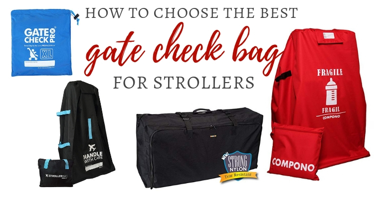 Selecting the best gate check stroller bags in 2020