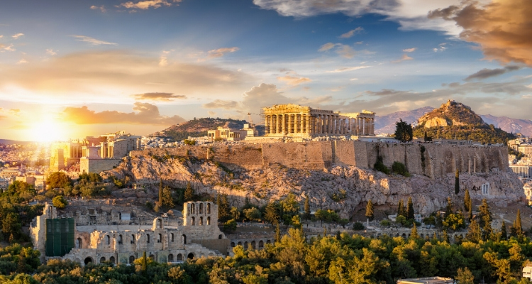 Athens the best destinations 2020 Greece