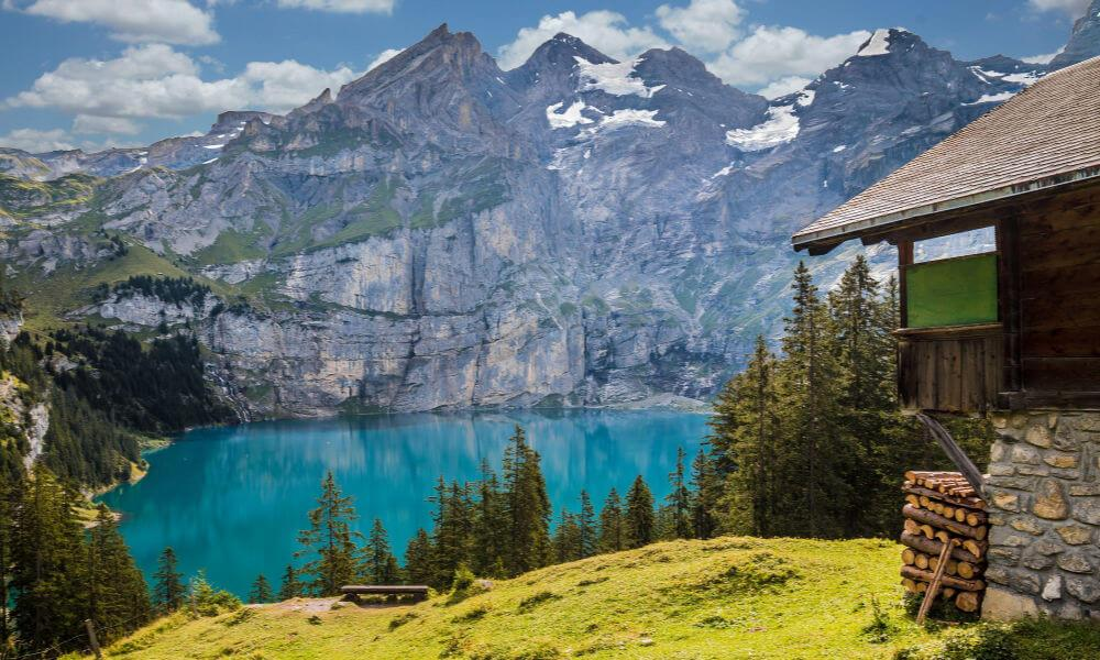 Switzerland best destiantions for family travel this year