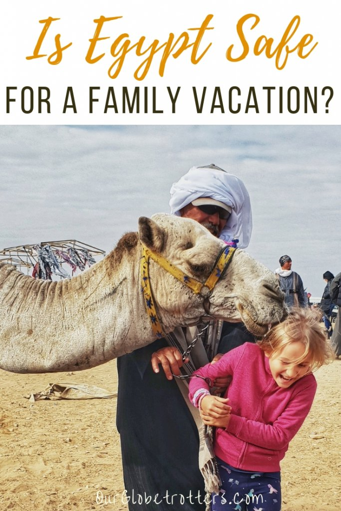 Is Egypt safe for a family vacation? A detailed look at all the safety aspects a family should consider if an Egyptian holiday is the right thing for them.