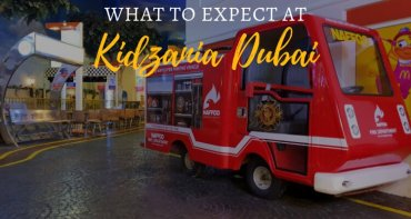 Everything you need to know before visiting KidZania Dubai