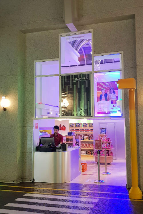 Kidzania Dubai Review | Retail store