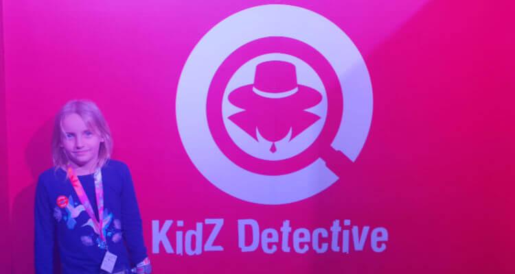 Kidzania Dubai Review | Kidz Detective