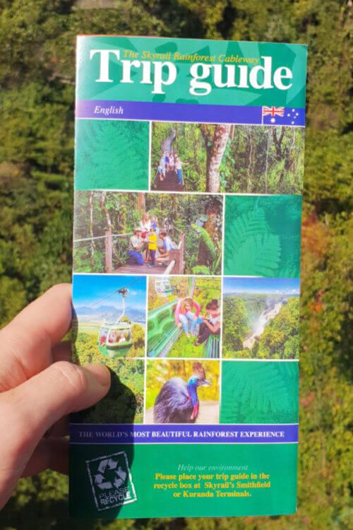 Trip Guide for the Kuranda Skyrail