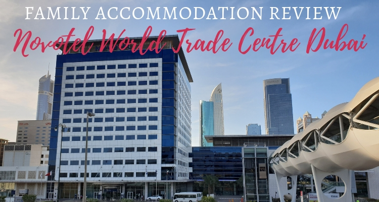 Our girls staycation weekend at Novotel World Trade Centre