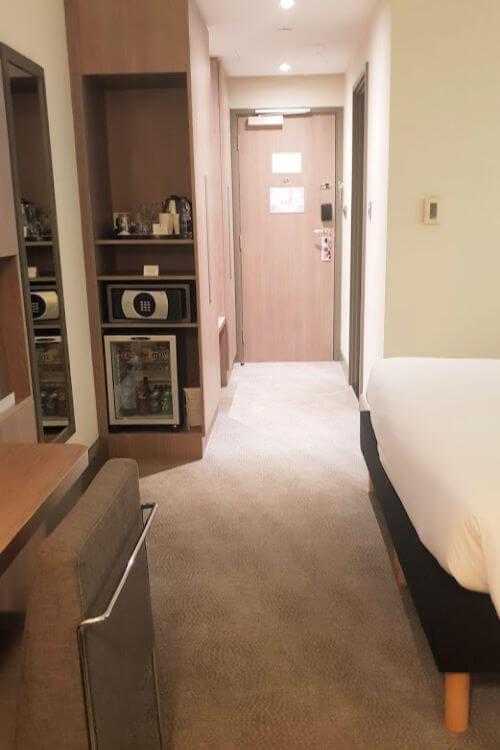 Inside a standard Executive Room | Novotel World Trade Centre Dubai Family Review