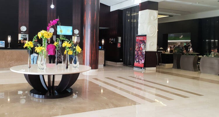 Novotel World Trade Centre Dubai Family Review