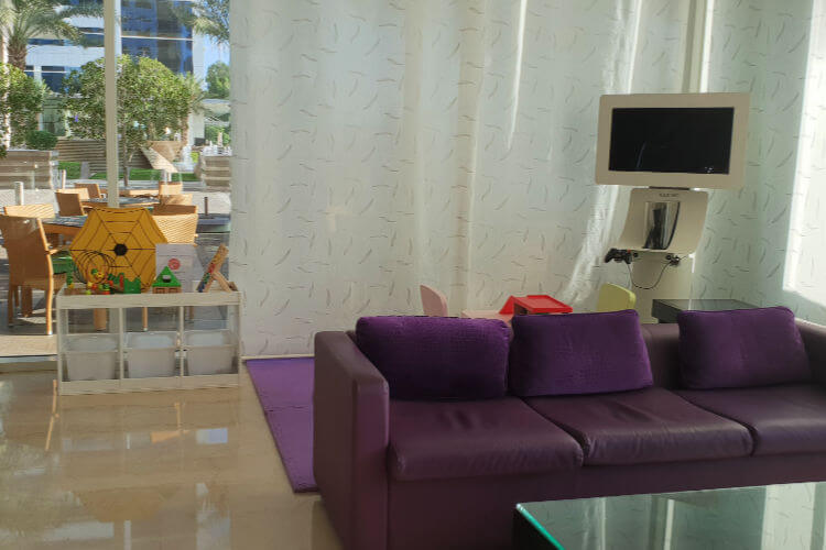 Childrens corner | Novotel World Trade Centre Dubai Family Review