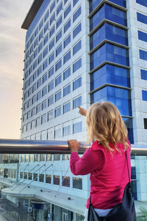 Exterior Novotel World Trade Centre Dubai Family Review