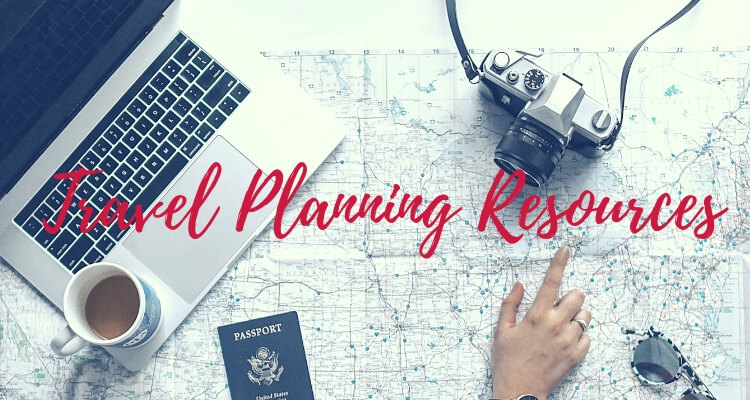 Travel Planning Resources information page for family travelers on how to self book a vacation