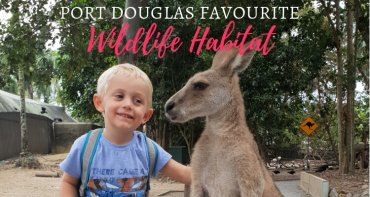 A day trip to Wildlife Habitat Port Douglas