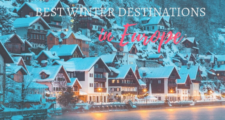 5 European destinations that are even better in the winter