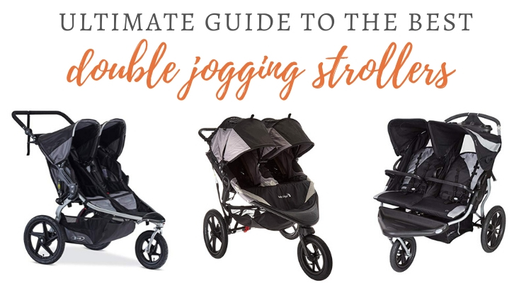 Helping you choose the best double jogging stroller in 2020