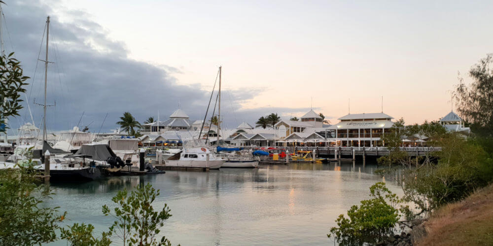 Crystalbrook Superyacht Marina at Port Douglas