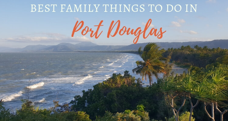 Great family things to do staying in Port Douglas