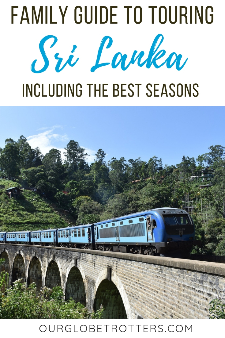 A family guide on how to tour Sri Lanka including the best seasons, top traveller tips and an overview of all the most famous and exciting sites to visit on a family vacation
