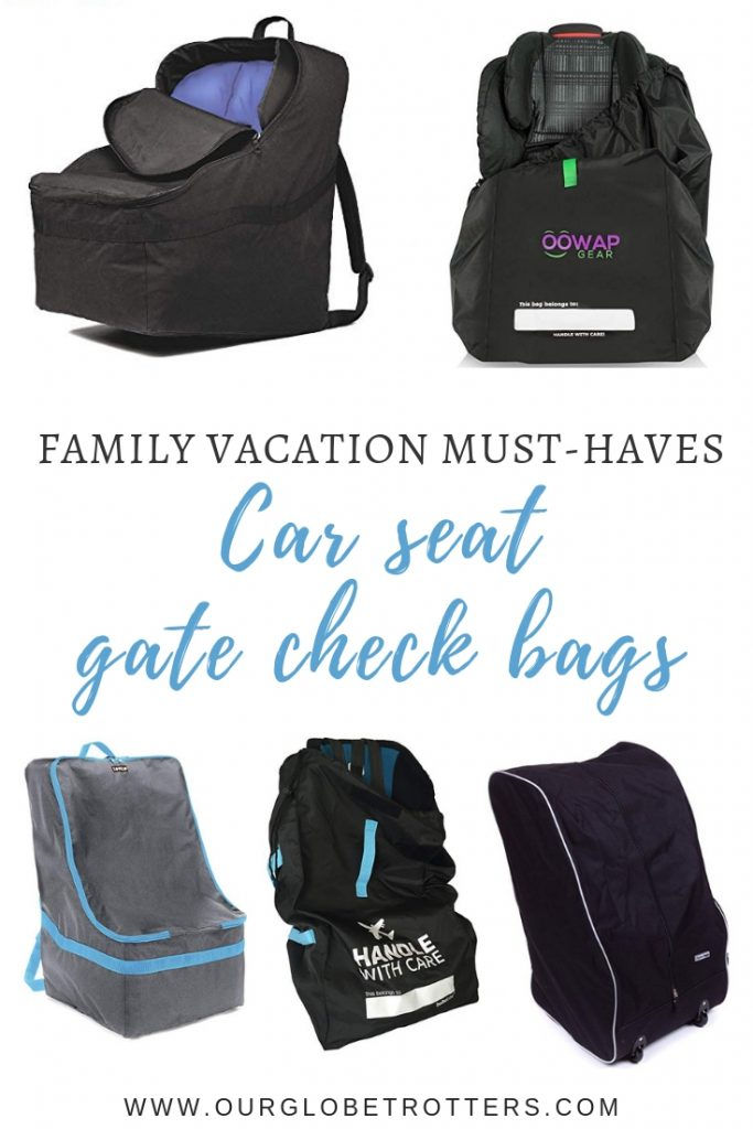 Best Gate Check Bags for Car Seats