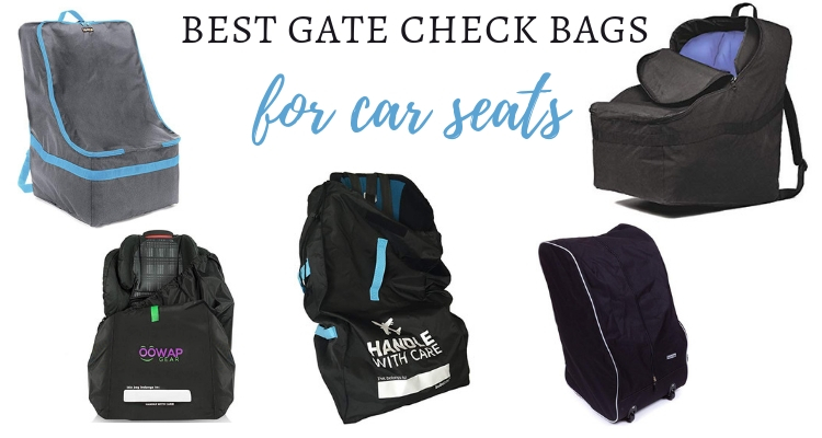 Best Car Seat Travel Bags in 2020