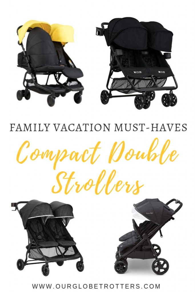 Best lightweight Double Stroller for travel in 2019 • Our ...