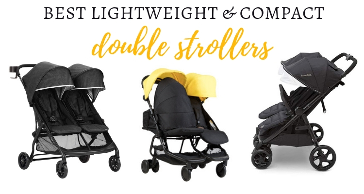 Best lightweight Double Stroller for travel in 2021