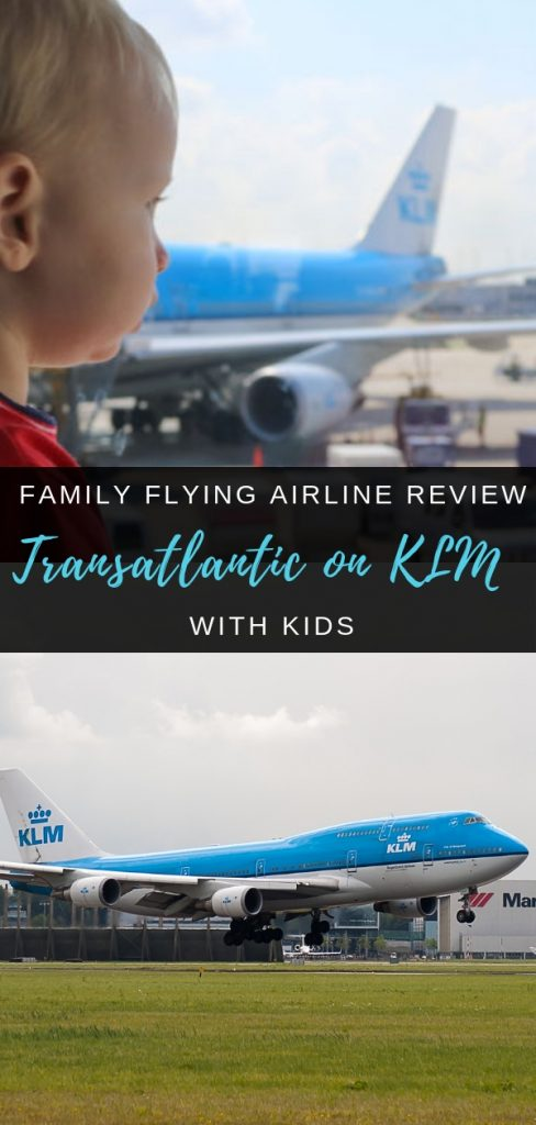 Klm Transatlantic Flight With A Toddler And A Baby Our Globetrotters