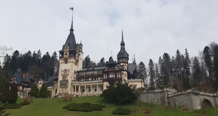 Castle Peles Romania