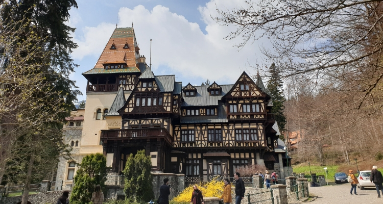 Castle Pelisor