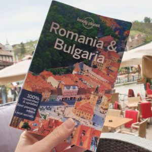 Lonely Planet Romania