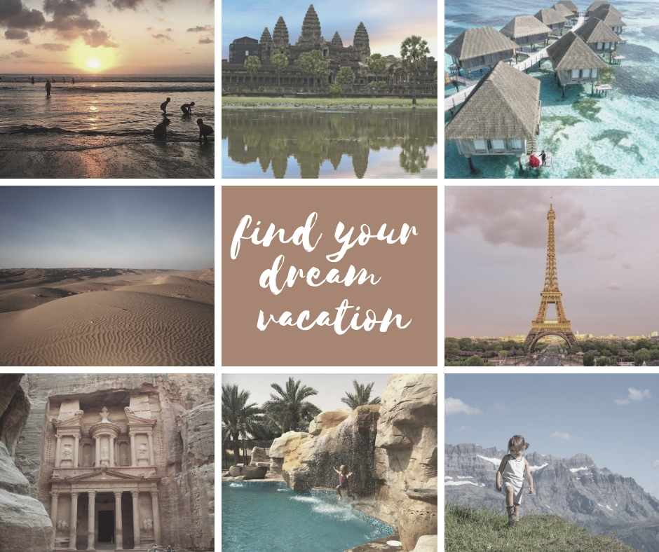 Find your dream vacation at ATM Holiday Shopper